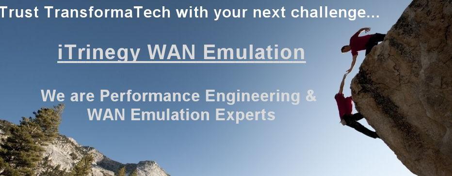 WAN Emulation